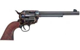 """Traditions SAT73-802 1873 SAA .44 MAG 7.5"""" Revolver BLUED/CCH Revolver"""
