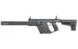 "Kriss USA KV10CBL20 Vector G2 CRB Semi-Auto 10mm 16"" 15+1 KRISS Defiance/Collapsible Black"