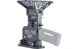 MagPump MPAR15ELITE AR-15 Elite Magazine Loader .223/5.56 NATO/300 Blackout 90 rd AR-15 Elite Aluminum Black Finish