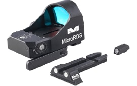 Mepro 88070012 Micro RDS Optic SGHT w/PIC Adaptr