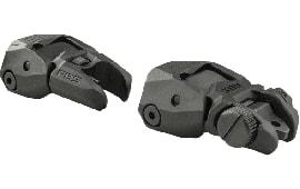 Mepro 404200FABS Flip Alum SGHT 4DOT REAR/ORG FRT