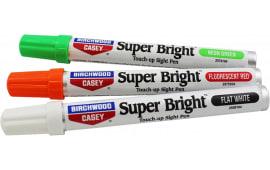 Birchwood Casey BC-15116 Suprbrgt PEN KIT Red WHT Green