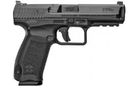"Canik TP9SF Special Forces Semi-Automatic Pistol 4.46"" Barrel 9mm 18rd - Black - HG4865-N"