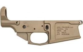Aero Precision APAR308005C M5 308 Stripped Lower Receiver AR-15 AR Platform Flat Dark Earth Cerakote