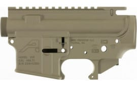 Aero Precision APCS100008S AR-15 Stripped Receiver Set AR-15 AR Platform Flat Dark Earth Cerakote