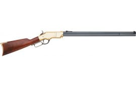 """Taylors and Company 239 1860 Henry Lever Action 44-40 Win 24.25"""" 13+1 Walnut Stock Blued"""