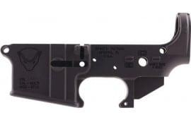 Spikes STLS020 Stripped Lower Honey Badger AR-15 Black