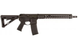 "Barrett 15422 REC7 DI Gen II Semi-Auto 300 AAC Blackout/Whisper (7.62x35mm) 16"" 30+1 Magpul MOE Black"