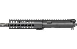 "CMMG 30B8188 Upper Group 300 AAC Blackout/Whisper (7.62x35mm) 8"" 4140 Chrome Moly Steel Medium Taper Black Barrel Finish"