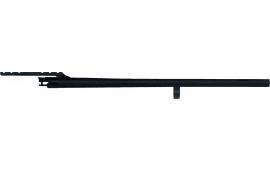 "Mossberg 92830 835 12 GA 24"" Black Parkerized Integral Scope Base"