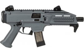 CZ USA 01356 Scorpion EVO 3 S1 1/2X28 Battle Gray 10rd