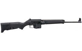 """Kel-Tec SU16 SUB-16 Sport Utility Rifle SA 223 Rem 18.5"""" 10+1 Synthetic Stock Black"""