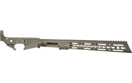 ATI Grcvrailod AR15/M16 Lower and Upper Receiver OD Green Cerakote