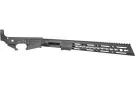 ATI Grcvrailsg AR15/M16 Lower and Upper Receiver Gray Cerakote