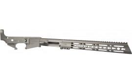 ATI Grcvrailtit AR15/M16 Lower and Upper Receiver Titanium Cerakote