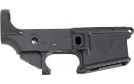 Wilson Combat Trlower Lower Receiver AR-15 7075-T6 Aluminum Black