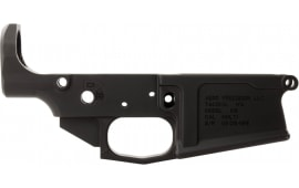 Aero Precision APAR308003C M5 308 Stripped Lower Receiver AR-10 AR Platform Black Hardcoat Anodized