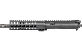"CMMG 30B8188 Upper Group 300 AAC Blackout/Whisper (7.62x35mm) 8"" 4140 Chrome Moly Steel Medium Taper Black Barrel Finish"