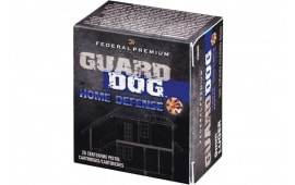 Federal PD40GRD Guard Dog 40 S&W Full Metal Jacket 135 GR - 20rd Box