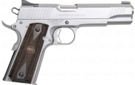 "Auto Ordnance 1911TCA9 Thompson Custom 1911 5"" Stainless 2 Mags"