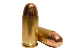 Fedarm 45 ACP 230gr TMJ Lead Core RN - 500rd Bulk Pack