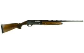 "Hatfield USA12W SAS Semi-Auto 12GA 28"" 3"" Walnut Stock Black High Gloss"