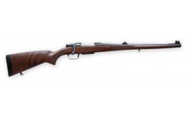 "CZ 04056 CZ 550 FS Bolt 243 Win 20.5"" 4+1 Turkish Walnut Stock Black"