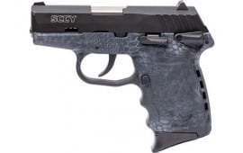 Sccy CPX-1CBKT CPX1-CB Pistol DAO 10rd BLACK/TYPHON Safety