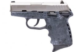 Sccy CPX-1TTKT CPX1-TT Pistol DAO 10rd SS/TYPHON Safety