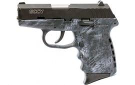 Sccy CPX-2CBKT CPX2-CB Pistol DAO 10rd Black/TYPHON w/O Safety