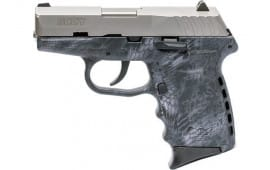 Sccy CPX-2TTKT CPX2-TT Pistol DAO 10rd SS/TYPHON w/O Safety
