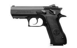 "IWI Jericho 941 F Full Size Semi Auto Handgun 9mm Luger 4.4"" Barrel 16 Rounds Adjustable Sights Steel Frame Black J941F9"