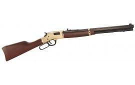 "Henry H006M41 Big Boy Lever 41 Magnum 20"" 10+1 American Walnut Stock Blued Barrel/Brass Receiver"