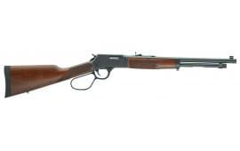 "Henry H012MR327 Big Boy Steel Carbine Lever 327 Federal Magnum 16.5"" 7+1 American Walnut Stock Blued"