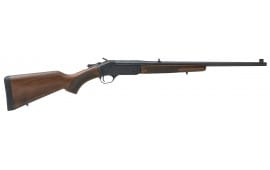 "Henry H01544 Singleshot Break Open 44 Magnum 22"" 1 American Walnut Stock Blued"