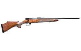 "Weatherby VWR243NR0O Vanguard Camilla Bolt 243 Winchester 20"" 5+1 Turkish Walnut Stock Blued"