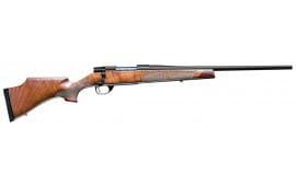"""Weatherby VWR7M0RR0O Vanguard Camilla Bolt 7mm-08 Remington 20"""" 5+1 Turkish Walnut Stock Matte Blued"""