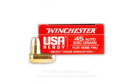 Winchester Ammo RED45 45 230 Usready - 50rd Box