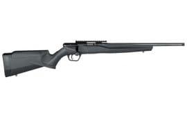 """Savage 70503 B22 Magnum FVSR Bolt 22 WMR 16.25"""" 10+1 Black"""