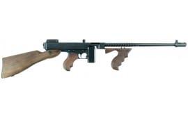 """Thompson T110S 1927A-1 Deluxe Carbine Semi-Auto 45 ACP 16.5"""" 10+1 American Walnut Stock Blued"""