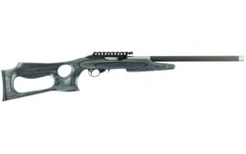 "Magnum Research MLR22WMBP Magnum Lite Barracuda Semi-Auto 22 WMR 19"" 9+1 Laminate Gray Stock Black"