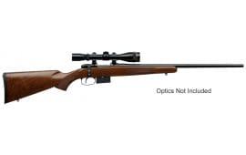 """CZ 03087 CZ 527 American Bolt 7.62x39mm 21.8"""" 5+1 Turkish Walnut Stock Black"""