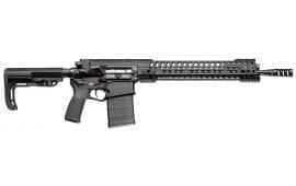 """POF 01235 Revolution Gen 4 Semi-Auto 308 Winchester/7.62 NATO 16.5"""" 20+1 Stock Black"""