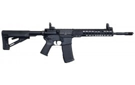 "ArmaLite M-15 Tactical Rifle Semi-Auto .223/5.56 NATO 16"" FS Pinned 30+1 MBUS Magpul STR Hard Coat Anodized"