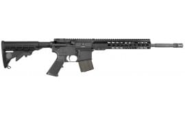 "ArmaLite M-15 Light Tactical Carbine *CO Compliant* Semi-Auto .223/5.56 NATO 16"" FS 10+1 6-Position Hard Coat Anodized/Black Phosphate"