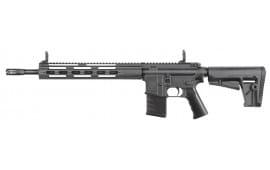 """Kriss USA DM22CBL00 Defiance DMK22C Semi-Auto 22 LR 16.5"""" 15+1 6-Position Black Stk"""