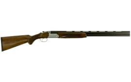 "Barrett Sovereign 92028 Rutherford Over/Under 20 GA 28"" 3"" Walnut Stock Engraved Steel Rcvr/Blued Barrel"