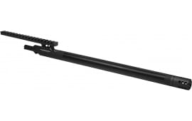 "Adaptive Tactical 07006 Tac-Hammer Ruger 10/22 Takedown 22 Long Rifle 16"" MB Black Cerakote"