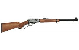 "Marlin 70506 336 Lever 35 Remington 20"" 6+1 Black Walnut Stock Blued"