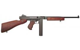 "Thompson TM1 M1 Carbine Semi-Auto 45 ACP 16.5"" 30+1 American Walnut Stock Blued"